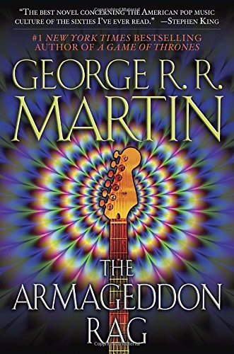 George R. R. Martin The Armageddon Rag