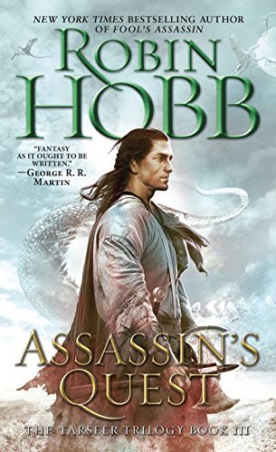 Robin Hobb Assassin's Quest The Farseer Trilogy Book 3