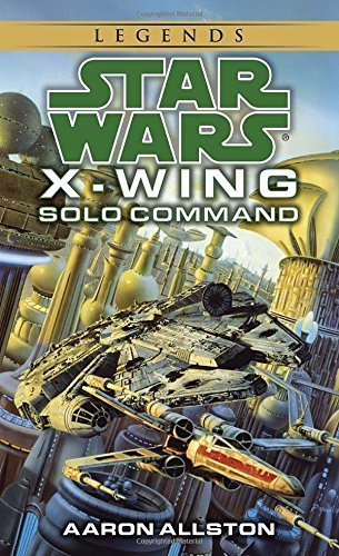 Aaron Allston Solo Command Star Wars Legends (x Wing)