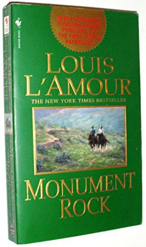 Louis L'amour Monument Rock