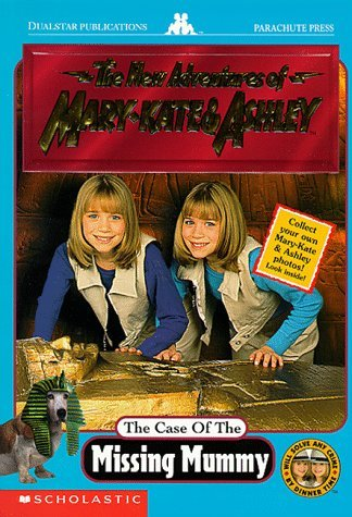 Francess Lin Lantz Case Of The Missing Mummy Adventures Of Mary Kate & Ashley