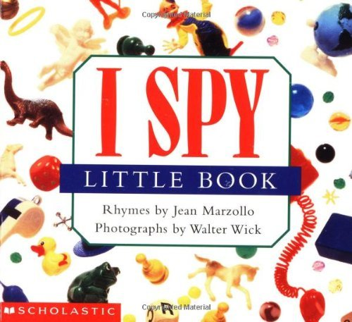Jean Marzollo I Spy Little Book