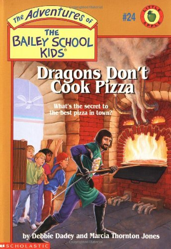 Debbie Dadey Dragons Don't Cook Pizza