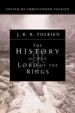 Christopher Tolkien The History Of The Lord Of The Rings