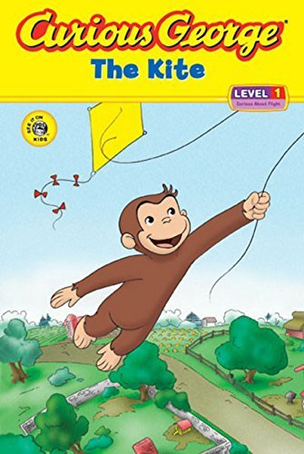 H. A. Rey Curious George And The Kite (cgtv Reader)