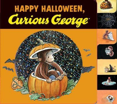 H. A. Rey Happy Halloween Curious George