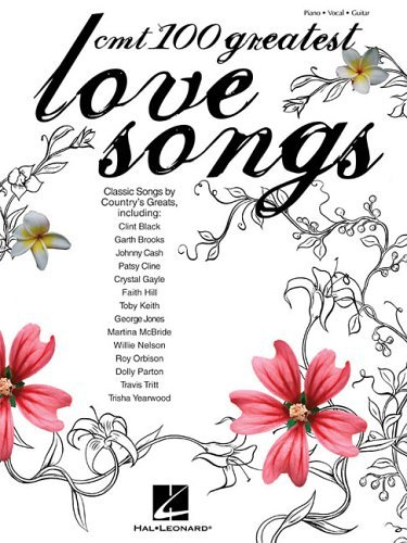 Hal Leonard Corp Cmt's 100 Greatest Country Love Songs
