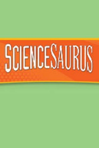 Great Source Education Group Sciencesaurus A Student Handbook