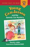 David A. Adler Young Cam Jansen And The Speedy Car Mystery