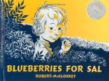 Robert Mccloskey Blueberries For Sal