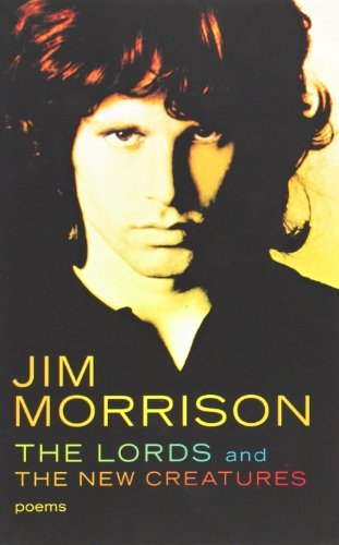 Jim Morrison The Lords And The New Creatures