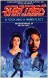 Peter David Rock & A Hard Place Star Trek Next Generation
