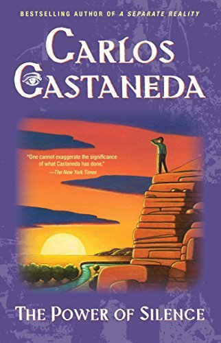 Carlos Castaneda Power Of Silence Original