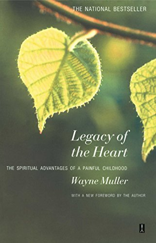Wayne Muller Legacy Of The Heart The Spiritual Advantage Of A Painful Childhood