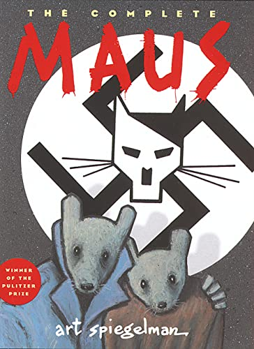Art Spiegelman Complete Maus The A Survivor's Tale