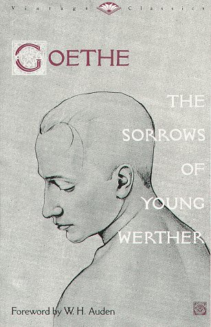 Johann Wolfgang Von Goethe The Sorrows Of Young Werther