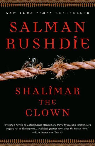 Salman Rushdie Shalimar The Clown