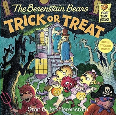 Stan Berenstain The Berenstain Bears Trick Or Treat