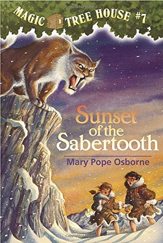 Mary Pope Osborne Sunset Of The Sabertooth