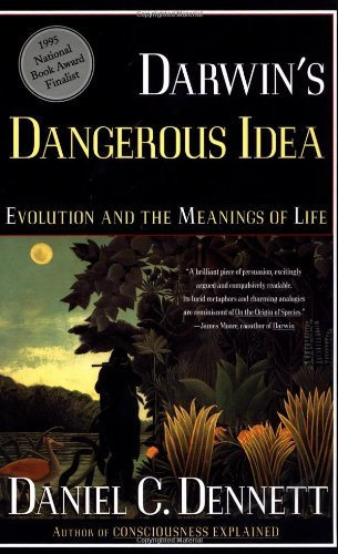 Daniel C. Dennett Darwin's Dangerous Idea Evolution And The Meanings Of Life