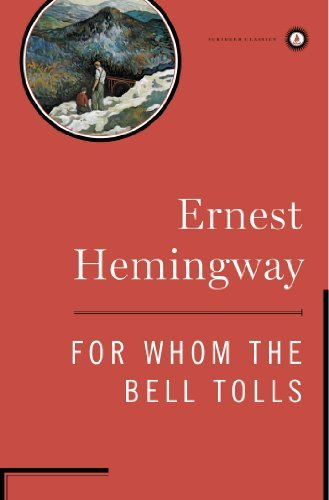 Ernest Hemingway For Whom The Bell Tolls Classic