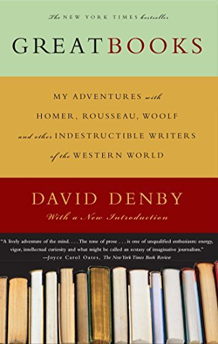 David Denby Great Books