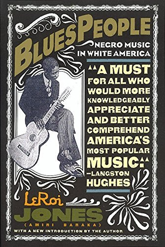 Leroi Jones Blues People