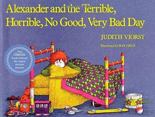 Judith Viorst Alexander And The Terrible Horrible No Good Ver 0002 Edition;