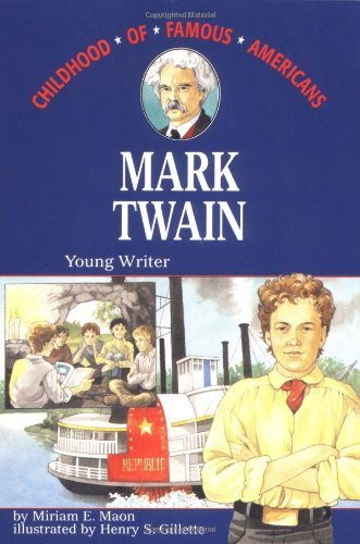 Miriam E. Mason Cofa Mark Twain Young Writer