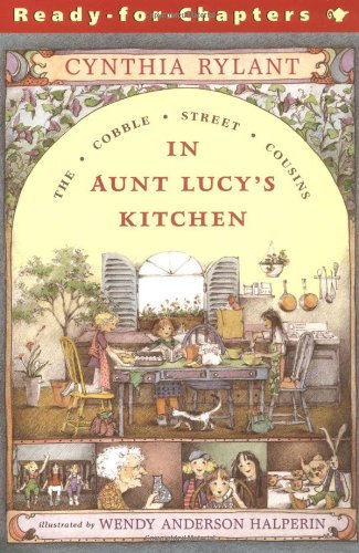 Cynthia Rylant In Aunt Lucy's Kitchen