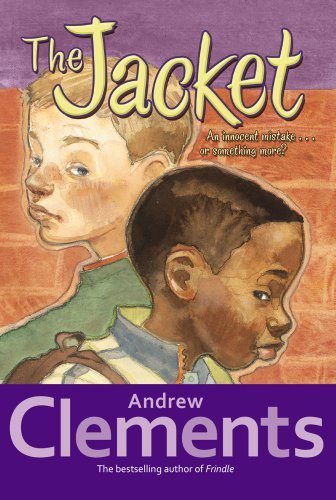Andrew Clements The Jacket Reprint