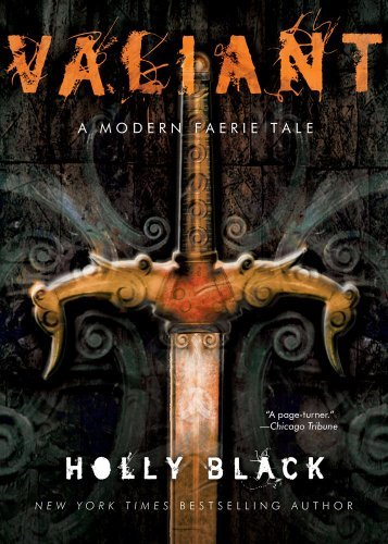 Holly Black Valiant A Modern Faerie Tale Reprint
