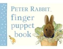 Beatrix Potter Peter Rabbit Finger Puppet Book