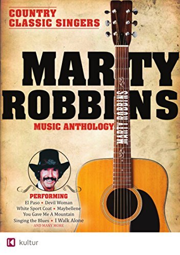 Marty Robbins Anthology Nr