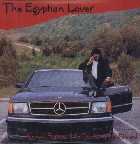 Egyptian Lover Best Of King Of Ecstasy 2 Lp Set