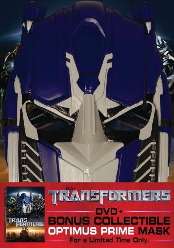 Transformers Optimus Prime Mas Labeouf Fox Mac Ws Incl. Optimus Prime Mask Pg13