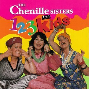 Chenille Sisters 1 2 3 For Kids