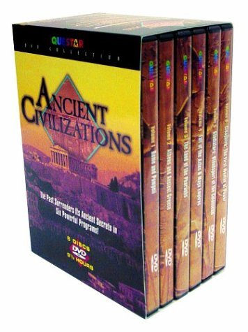 Ancient Civilizations Collection Clr Nr 6 DVD