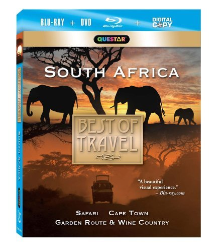 Best Of Travel South Africa Best Of Travel South Africa Blu Ray Ws Nr Incl. DVD
