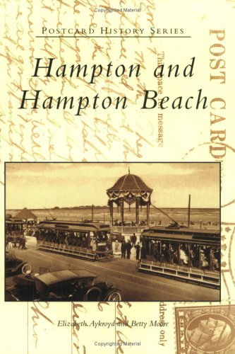 Elizabeth Aykroyd Hampton And Hampton Beach