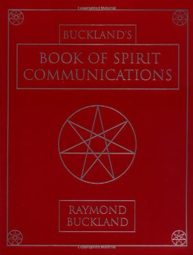 Raymond Buckland Buckland's Book Of Spirit Communications 0002 Edition;rev And Expande