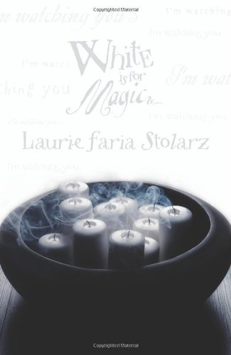 laurie-faria-stolarz-white-is-for-magic
