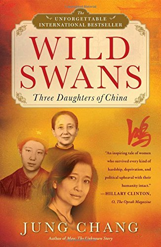 Jung Chang Wild Swans Three Daughters Of China
