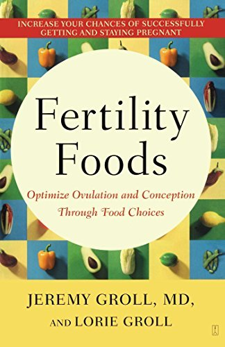 Jeremy Groll Fertility Foods Optimize Ovulation And Conception Through Food Ch