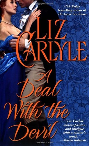 Liz Carlyle A Deal With The Devil