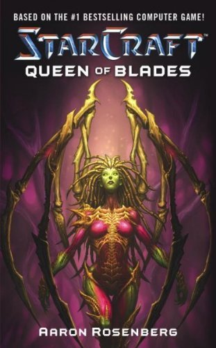 Aaron Rosenberg Queen Of Blades