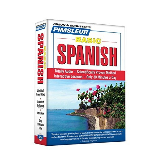 Pimsleur Pimsleur Spanish Basic Course Level 1 Lessons 1 Learn To Speak And Understand Latin American Span 0002 Edition;edition Revise
