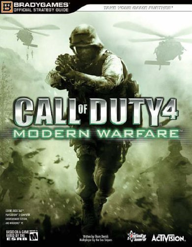 Thom Denick Call Of Duty 4 Modern Warfare Official Strategy G
