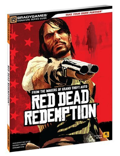 Bradygames Red Dead Redemption Signature Series Strategy Guid