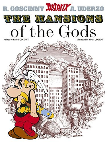 Rene Goscinny The Mansions Of The Gods Rev